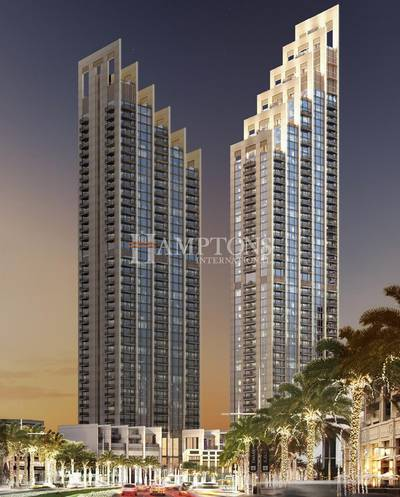 2 Bedroom Apartment for Sale in Downtown Dubai, Dubai - Move in and Pay AED 150.000 Quarterly.