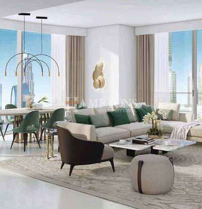 1 Bedroom Flat for Sale in Downtown Dubai, Dubai - AED 76,500 EVERY 4 MONTHS AFTER HANDOVER