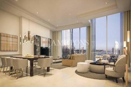 2 Bedroom Apartment for Sale in Downtown Dubai, Dubai - 2BR in the Heart of Downtown Dubai