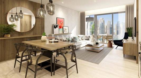 3 Bedroom Apartment for Sale in Dubai Marina, Dubai - Full Marina View | High Floor 3BR