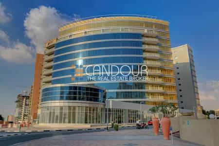 Office for Sale in Dubai Silicon Oasis, Dubai - Shell and Core w/ Bath | Lynx Business