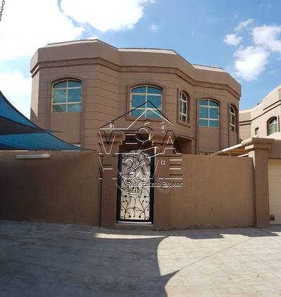 5 Bedroom Villa for Rent in Khalifa City A, Abu Dhabi - 5M BR VILLA/PRIVATE ENTR AND PRIVATE PARKING