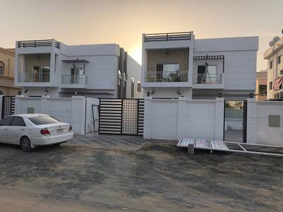 5 Bedroom Villa for Sale in Al Rawda, Ajman - A Very Good brand new Villa for sale in Al Rawda 1 very good design location near the main road