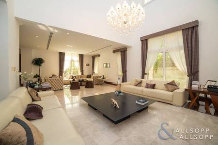 5 Bedroom Villa for Sale in Emirates Hills, Dubai - 930 Plot