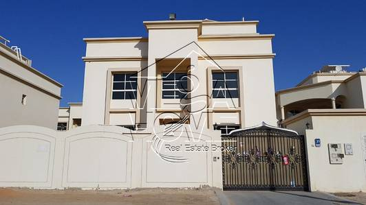 5 Bedroom Villa for Rent in Khalifa City A, Abu Dhabi - HOT!!! 140K STAND-ALONE 5 BED VILLA W/PRIVATE GARAGE