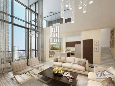 2 Pay 5% and own a Luxurious 3 bedroom  in Downtown Dubai + 5 years Post-handover..