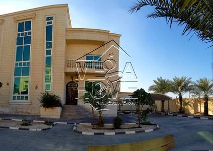 6 Bedroom Villa for Rent in Mohammed Bin Zayed City, Abu Dhabi - BEST OFFER! 6-BR VILLA W/DRIVER ROOM/PARKING