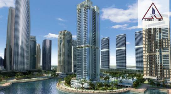 Studio for Sale in Jumeirah Lake Towers (JLT), Dubai - 360 DEGREE VIEWS OF GOLF COURSE AND LAKEPAY ONLY 6% EVERY 3 MONTHS