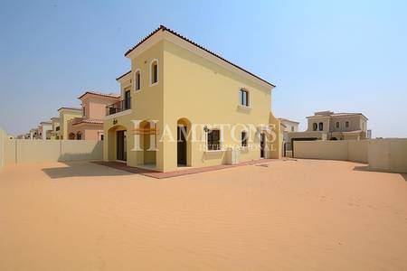 4 Bedroom Villa for Rent in Arabian Ranches 2, Dubai - Brand New | 4BR + M | Large Corner Plot