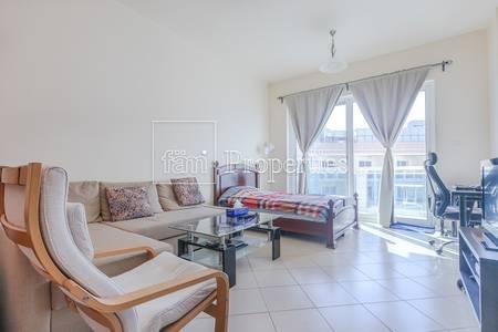 Studio for Sale in Dubai Production City (IMPZ), Dubai - Spacious
