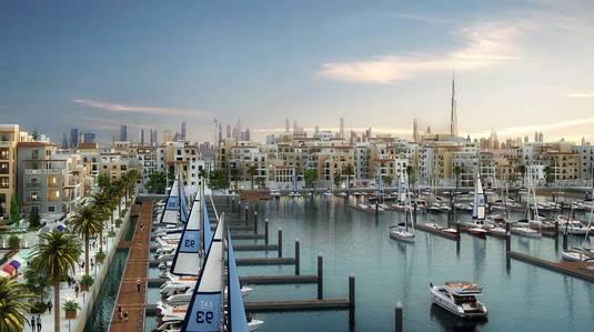 1 Bedroom Apartment for Sale in Jumeirah, Dubai - World class beachfront | Port de La Mer | 5% on Booking