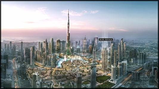 1 Bedroom Flat for Sale in Downtown Dubai, Dubai - Only 5% Booking | Spectacular Downtown Views