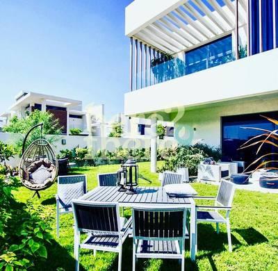 فیلا  للبيع في جزيرة ياس، أبوظبي - Hottest Offer 4 BR Single Row Villa Brand New Project