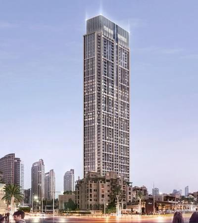 2 Bedroom Apartment for Sale in Downtown Dubai, Dubai - EMAAR QUALITY / BURJ KHALIFA & FOUNTAIN VIEWS / 5 % BOOKING