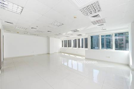 Office for Rent in Jumeirah Lake Towers (JLT), Dubai - Fully Fitted | Lake View | On High Floor