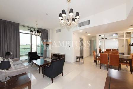 2 Bedroom Apartment for Rent in Meydan City, Dubai - Nice Palace View | 2BR + Maids | Vacant