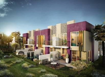 3 Bedroom Villa for Sale in Akoya Oxygen, Dubai - Book with 94500 only | Payable for 3 years