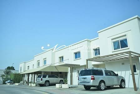 4 Bedroom Villa for Sale in Al Reef, Abu Dhabi - 4BR Double Row Arabian Villa in Al Reef