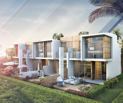 3 Bedroom Villa for Sale in Akoya Oxygen, Dubai - Majestic Aknan Villas at Akoya Oxygen