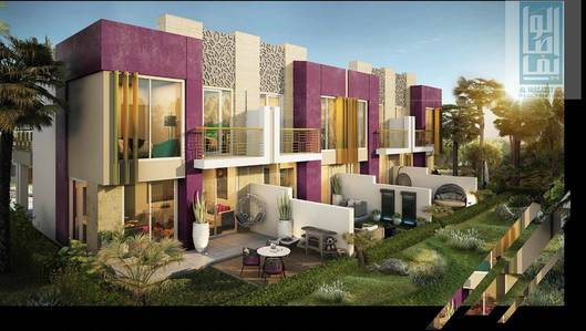 3 Bedroom Villa for Sale in Akoya Oxygen, Dubai - Peaceful Living with one of Luxury designs villa