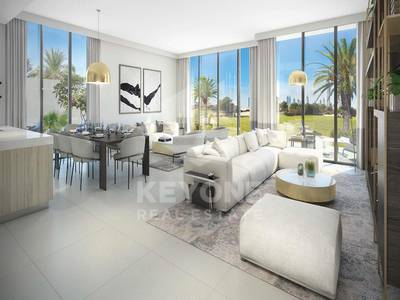 4 Bedroom Villa for Sale in Emirates Living, Dubai - 4 BR Villa with Golf View  0% Commission