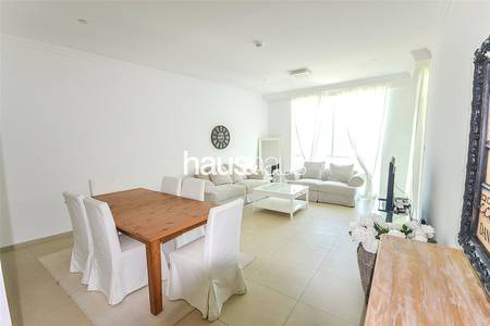 1 Bedroom Apartment for Rent in Jumeirah Beach Residence (JBR), Dubai - | Private Beach | Furnished | Sea View |