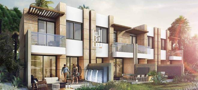 3 Bedroom Villa for Sale in Akoya Oxygen, Dubai - You can own a Home by installment plan..