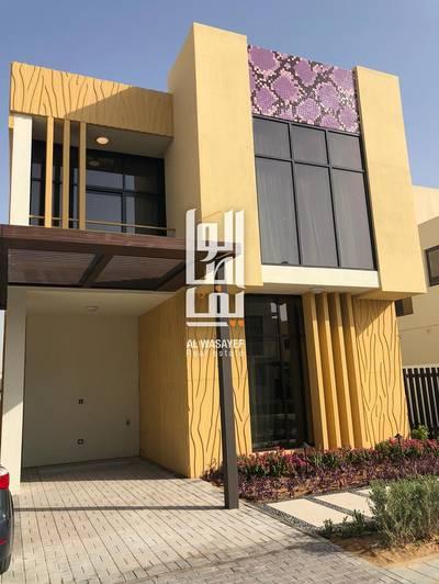 3 Bedroom Villa for Sale in Akoya Oxygen, Dubai - Best offer luxurious design by  Cavalli  in dubai land..