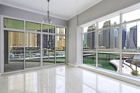2 Bedroom Flat for Sale in Dubai Marina, Dubai - Amazing spacious 2/BR + Study