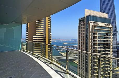 3 Bedroom Flat for Sale in Dubai Marina, Dubai - 3 bedroom + maid | Marina and Sea Views