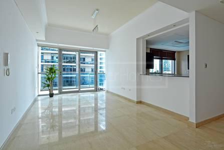 1 Bedroom Apartment for Sale in Dubai Marina, Dubai - Unfurnished | Huge Balcony | Pool View
