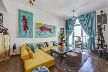 1 Bedroom Apartment for Sale in Dubai Marina, Dubai - Amazing 1BR Apartment in DEC Tower - Dubai Marina