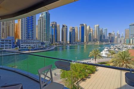 3 Bedroom Flat for Sale in Dubai Marina, Dubai - Amazing Views | Available From December | Great Location