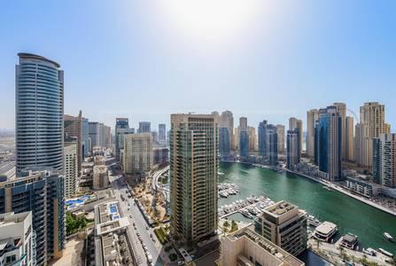 4 Bedroom Flat for Sale in Dubai Marina, Dubai - 4 Bedroom Plus Maid With Marina View