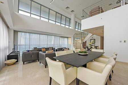 3 Bedroom Flat for Sale in Dubai Marina, Dubai - 3 Bed with Balcony Marina View in The Jewels Tower