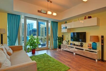 1 Bedroom Flat for Sale in Dubai Marina, Dubai - Tower A | Upgraded  | Furnished