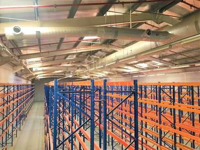 Warehouse for Rent in Dubai Investment Park (DIP), Dubai - Convenient Standalone | Air-conditioned