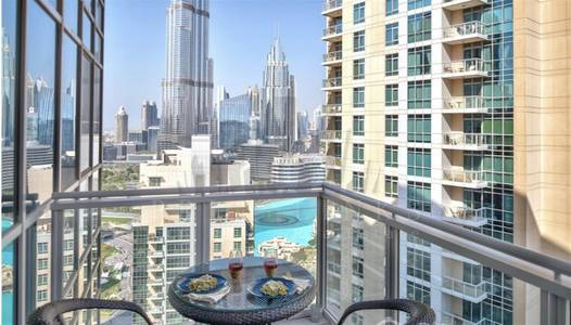 3 Bedroom Apartment for Sale in Downtown Dubai, Dubai - Beautiful Upgraded 3 Bedroom plus Maid I The Residences 8
