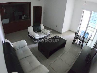 1 Bedroom Apartment for Rent in Dubai Marina, Dubai - Fully Furnished, High floor 1 BR for RentMariab
