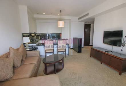 1 Bedroom Hotel Apartment for Sale in Dubai Marina, Dubai - Well Maintained Marina View Furnished 1BR