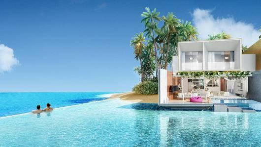 3 Bedroom Villa for Sale in The World Islands, Dubai - villa.........Guaranteed 9% Roi for 12 year