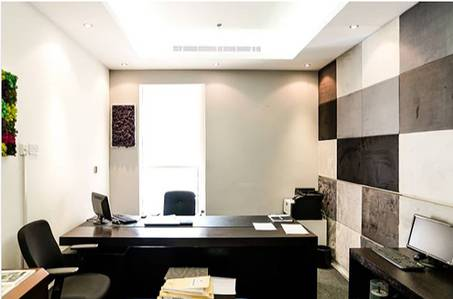 Office for Rent in Al Khalidiyah, Abu Dhabi - Looking for a fully furnished office space for rent? We offer an affordable price for you!