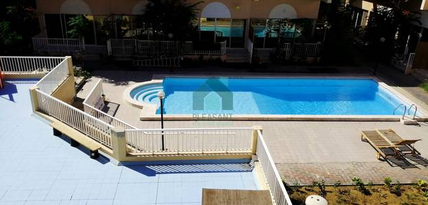 2 Bedroom Villa Compound for Rent in Al Satwa, Dubai - Pool View | 2 Br Villa | Well Maintained | Compound Villa In Satwa