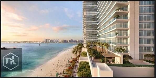 2 Bedroom Flat for Sale in Dubai Harbour, Dubai - PRIVATE BEACH ACCESS EMAAR BEACHFRONT-2BED GOOD VIEW