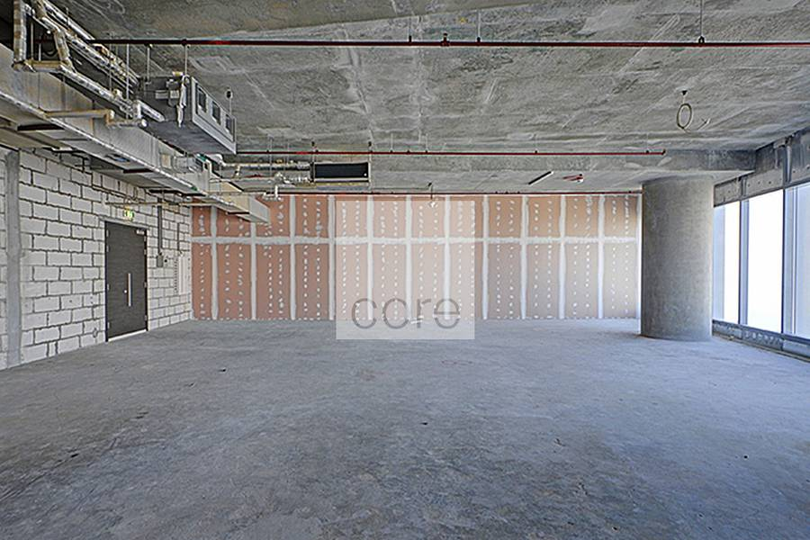Shell and Core Office | High Floor | ADED