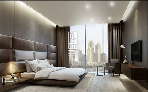 1 Bedroom Flat for Sale in Downtown Dubai, Dubai - Own apartment in Down Town with a discount 4 %
