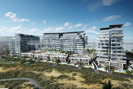 2 Bedroom Flat for Sale in Yas Island, Abu Dhabi - Latest Project! Perfect Investment!Call us