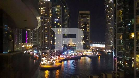 2 Bedroom Apartment for Sale in Dubai Marina, Dubai - Spacious 2 BR w/ Maid room & Marina View