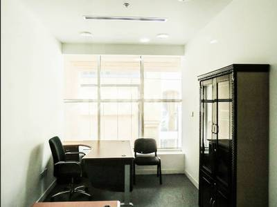 Office for Rent in Al Khalidiyah, Abu Dhabi - Are you looking for commercial properties? We offer fully furnished and spacious office!