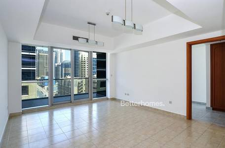 1 Bedroom Apartment for Sale in Dubai Marina, Dubai - Mid Floor | Open Plan | Partial Marina